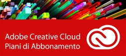 Adobe Adobe Creative Cloud piani di abbonamento